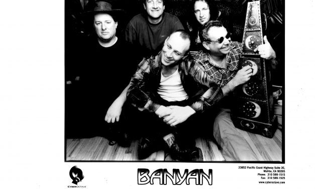 Sanctuary Records to release Banyan's Live at Perkins Palace on October 12, 2004