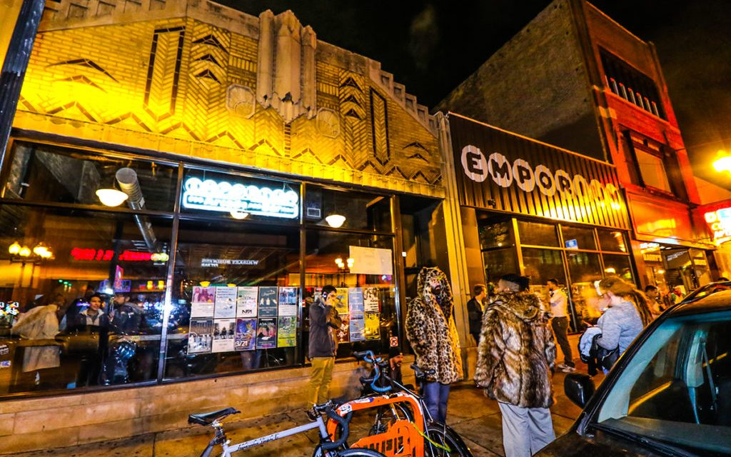 Willie Waldman Project ft. members of MOE at Emporium Arcade Bar Chicago tune 2 set 2