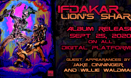 APPLETON ROCK BAND IFDAKAR TEAMS UP WITH UMPHREY'S MCGEE GUITARIST Jake Cinninger ON NEW RECORD