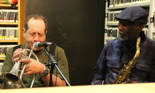 1/15 Live From KUMD Studio A: Willie Waldman and Herman Green