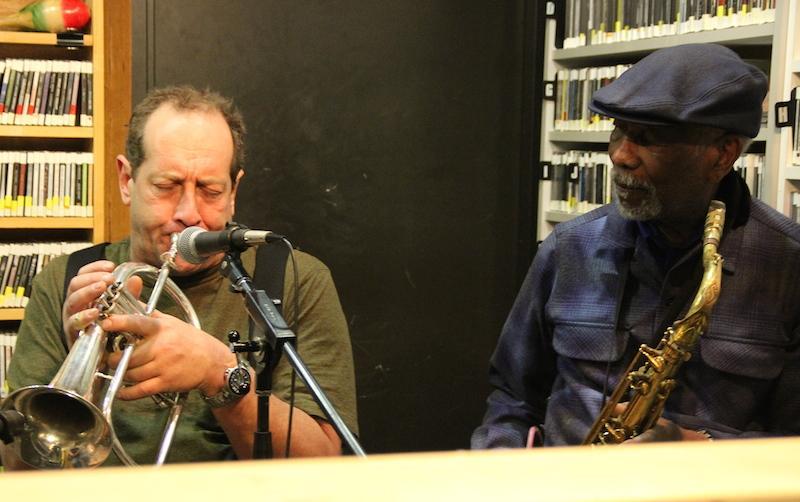 1/15 Live From KUMD Studio A: Willie Waldman and Herman Green