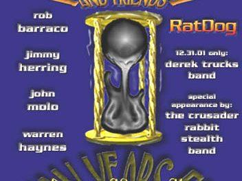 The Best Phil Lesh & Friends Show Ever 12-31-2001