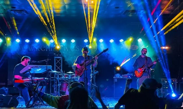 Stealin the Farm's New Album Made of Gold – Featuring Jake Cinninger from Umphreys McGee!
